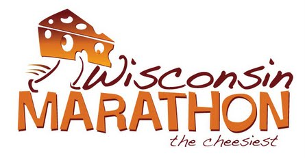 My first marathon is also the CHEESIEST!