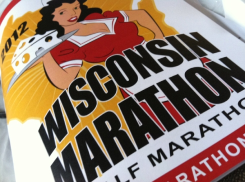 Wisconsin Marathon and Half Marathon 2012